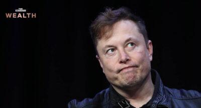 หุ้น Tesla ดิ่งหนัก ฉุดความมั่งคั่ง 'อีลอน มัสก์' หล่นวูบ 2.7 หมื่นล้านดอลลาร์