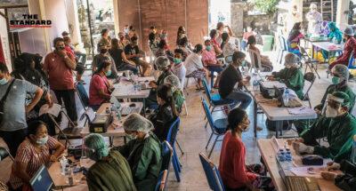 อินโดนีเซียฉีดวัคซีนต้านโควิด-19 ไปแล้วกว่า 3.5 ล้านโดส มากที่สุดในย่านอาเซียน ขณะที่ไทยฉีดไปแล้วกว่า 2.5 หมื่นโดส