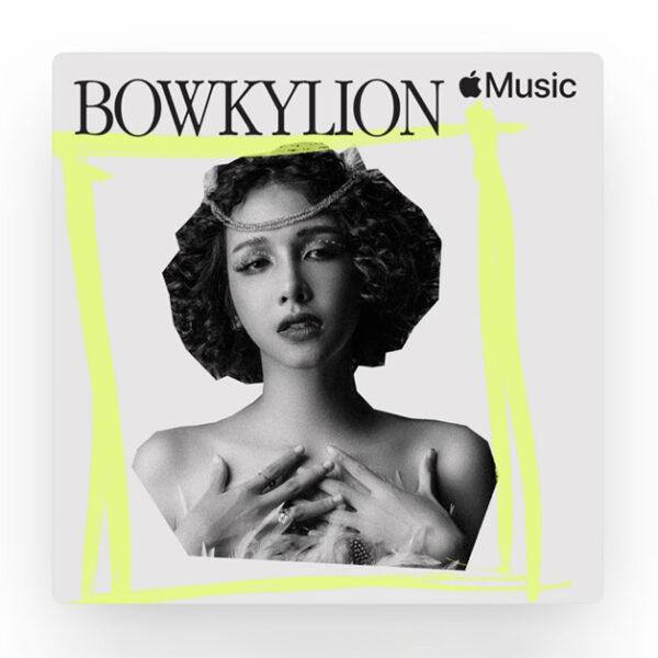 Bowkylion จัดเพลย์ลิสต์ Visionary Women บน Apple Music เคียงข้างศิลปินหญิงจากทั่วโลก เนื่องในวันสตรีสากล