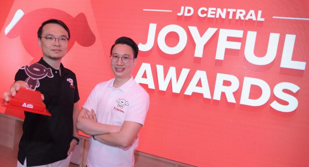 JD CENTRAL JOYFUL AWARDS 2021