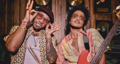 Bruno Mars กลับมาแล้วพร้อมซิงเกิลใหม่ Leave the Door Open ที่ทำร่วมกับ Anderson .Paak ในนาม Silk Sonic