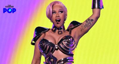 Cardi B บอกให้แฟนๆ หันมาแสดงความยินดีกับศิลปินผิวดำนอกกระแส ที่ได้เข้าชิงรางวัล Grammy Awards 2021 บ้าง