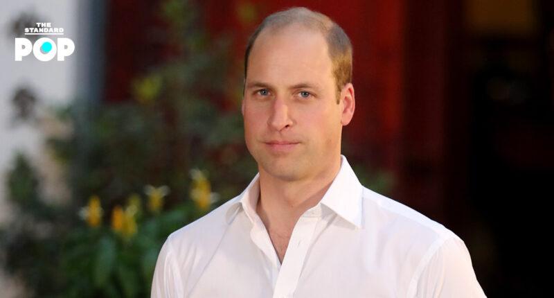 เจ้าชายวิลเลียมได้รับตำแหน่ง 'หนุ่มหัวล้านที่เซ็กซี่ที่สุดในโลก' เอาชนะคู่แข่งอย่าง Jason Statham และ The Rock