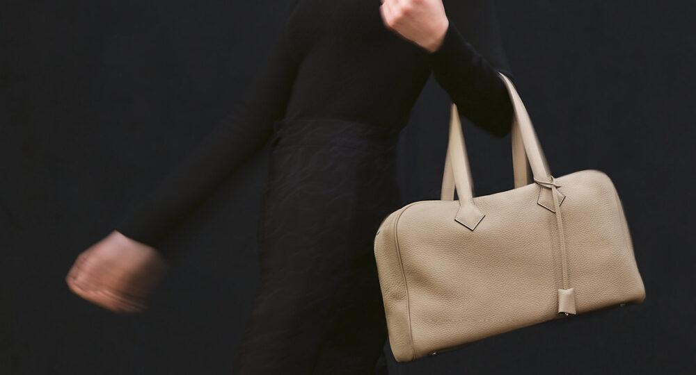 Hermès เตรียมนำเห็ดมาเป็นวัสดุผลิตกระเป๋าหนังรุ่นคลาสสิกอย่าง Victoria