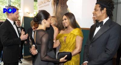 Beyoncé ออกมาชื่นชม Meghan Markle ถึงความกล้าหาญและความเป็นผู้นำ หลังเธอให้สัมภาษณ์กับ Oprah Winfrey