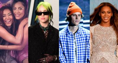 Lady Gaga, Ariana Grande, Billie Eilish, Justin Bieber และ Beyonce ชนะรางวัล Grammy Awards 2021
