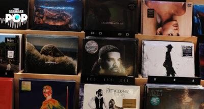 ยอดขายแผ่นเสียงในสหราชอาณาจักรกำลังแซงหน้าซีดีเป็นครั้งแรกตั้งแต่ปี 1987