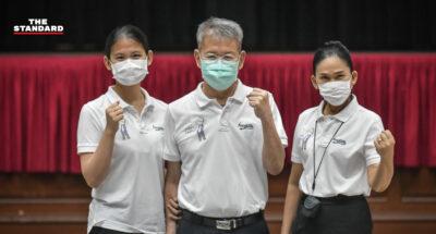 'ชีวิตเหมือนเส้นขนานระหว่างความเป็นกับความตาย' ผู้ว่าฯ สมุทรสาคร ออกจากโรงพยาบาลแล้ว หลังรักษาโควิด-19 นาน 82 วัน ขอบคุณทีมแพทย์และกำลังใจจากคนไทย