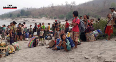 ชาวกะเหรี่ยงหนีตายกว่า 10,000 ราย หลังกองทัพโจมตีทางอากาศบางส่วนอพยพเข้าไทย รัฐบาลไทยปฏิเสธเรื่องดันกลับเมียนมา