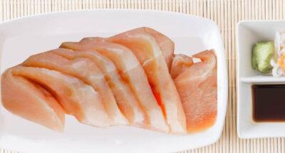 กรมอนามัยเตือน ซาชิมิอกไก่ดิบอันตรายกว่าที่คิด เสี่ยงติดเชื้อในลำไส้