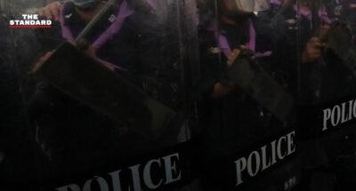 ตำรวจ สน.วังทองหลาง ติดโควิด-19