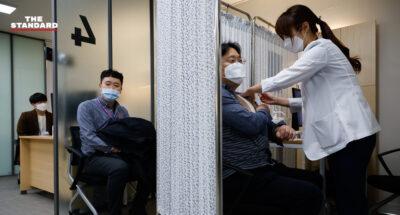 เกาหลีใต้เตรียมอนุมัติให้ใช้วัคซีนโควิด-19 ของ AstraZenena กับประชาชนอายุ 65 ปีขึ้นไป
