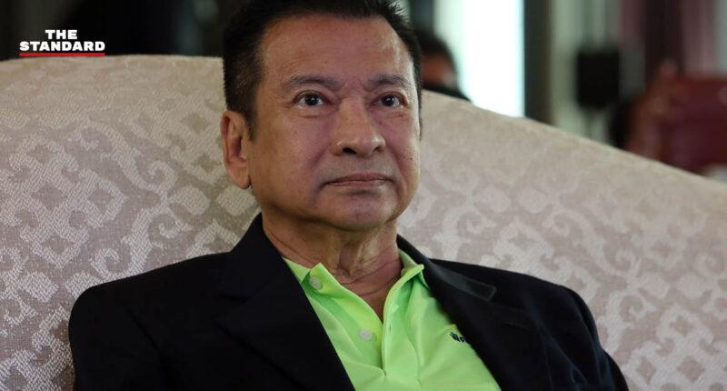 ชัช เตาปูน เผยไม่เคยเดินเกมขอเก้าอี้รัฐมนตรี แต่หากผู้ใหญ่เห็นความสามารถก็พร้อมที่จะรับตำแหน่ง