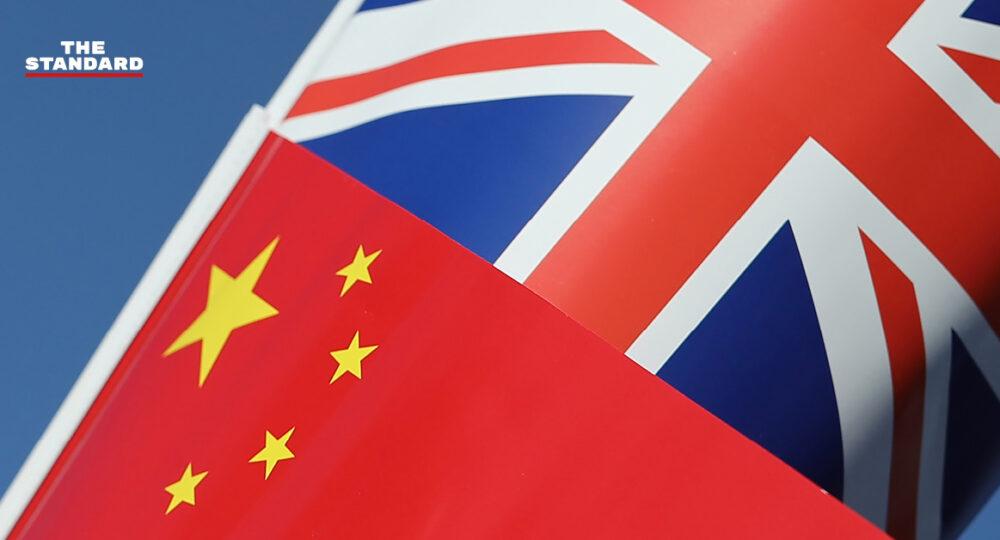 จีนแบน ส.ส. อังกฤษ ตอบโต้มาตรการคว่ำบาตรปมปัญหาอุยกูร์