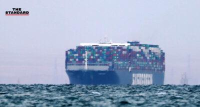 เรือในคลองสุเอซกลับมาสัญจรได้อีกครั้ง หลังทีมกู้เรือทำให้เรือ Ever Given กลับมาลอยเป็นอิสระได้สำเร็จ