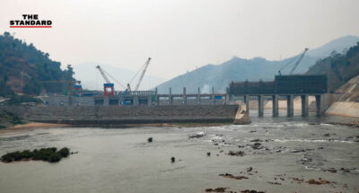 ลาวเตรียมงานสร้างโรงไฟฟ้าพลังแม่น้ำโขงคืบหน้าแล้ว 80% จ่อส่งขายไทยและเวียดนาม