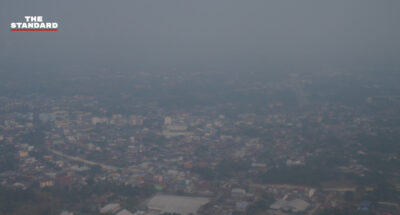 กรมควบคุมมลพิษเผย สถานการณ์ฝุ่น PM2.5 แม่ฮ่องสอน-เชียงราย ยังวิกฤต เฉลี่ย 120-160 มคก./ลบ.ม.