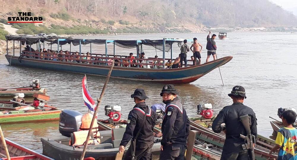 โฆษกกระทรวงการต่างประเทศ ยืนยันให้การดูแลผู้ที่ข้ามชายแดนมาอยู่ฝั่งไทย ไม่ได้ผลักดันกลับ