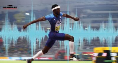 'เพราะความฝันไม่มีวันตาย' วิลล์ เคลย์ นักเขย่งก้าวกระโดดผู้อยากเป็นแรปเปอร์ที่ดังก้องโลก ไม่น้อยกว่าการได้เหรียญทองโอลิมปิก