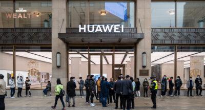 รถยนต์ไฟฟ้า Huawei