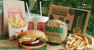 Burger King Plant-Based