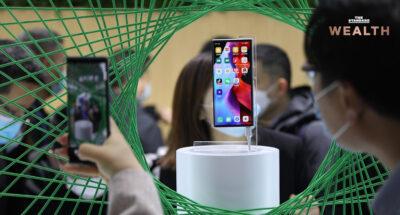OPPO โค่น Huawei