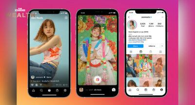 Facebook เปิดหมัดแลก TikTok เปิดให้เล่น 'Instagram Reels' ฟีเจอร์ทำวิดีโอตอนสั้นในไทยแล้ว ใส่เพลงได้ด้วย