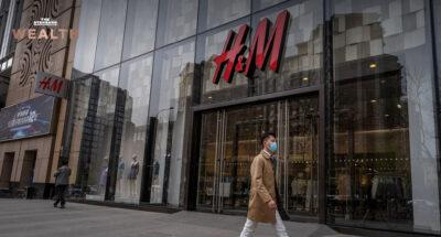 วิกฤตที่ลุกลาม! H&M อย่างน้อย 6 แห่งในจีน ถูกห้างสรรพสินค้าสั่งปิดแบบไม่มีกำหนด และร้าน 500 สาขาค้นหาไม่ได้แล้วในแอปฯ นำทาง