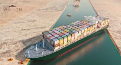 สรุปประเด็นผลกระทบต่อไทย กรณีเรือยักษ์ขวางคลองสุเอซ ค่าระวางเรือจ่อพุ่ง สินค้าเกษตรอาจเสียหายหนัก