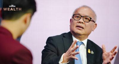 สุพัฒนพงษ์หวังเศรษฐกิจไทยโต 4% เร่งปรับโครงสร้างประเทศ-โครงสร้างภาษี ให้นักลงทุนเข้าถึงง่าย