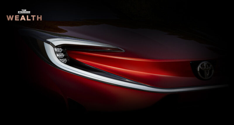 Toyota เตรียมเปิดตัว 'X Prologue' กรุยทางตลาดยุโรป 17 มีนาคมนี้ สื่อคาดอาจเป็น SUV พลังงานไฟฟ้า