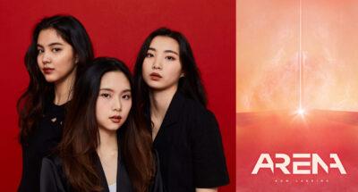 AR3NA เกิร์ลกรุ๊ปน้องใหม่จากค่าย 411 Music พร้อมสร้างปรากฏการณ์ครั้งใหม่ให้แก่วงการ T-POP ภายในเดือนมีนาคมนี้