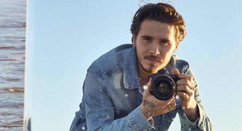 Brooklyn Beckham ถ่ายเอง กำกับเอง และเป็นนายแบบเองในแคมเปญล่าสุดของแบรนด์ Pepe Jeans