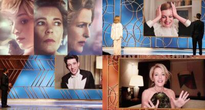 งาน Golden Globe Awards ปี 2021 มียอดผู้ชมต่ำที่สุดในรอบหลายปี ลดลง 63%