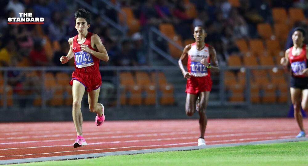 คีริน ตันติเวทย์ นักวิ่งลูกครึ่งไทย-อเมริกัน คว้าตั๋วไปแข่งขันโอลิมปิกเกมส์ปี 2021