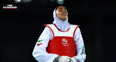 คิเมีย อลิซาเดห์ Kimia Alizadeh Zonoozi