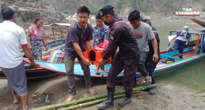 กลุ่มชาติพันธุ์กะเหรี่ยงเข้ารับการรักษาตัวในเขตไทย 7 ราย หลังทหารเมียนมาสู้รบกับกองกำลัง KNU