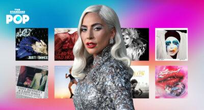 คุณชอบซิงเกิลแรกของ Lady Gaga จากอัลบั้มใดมากที่สุด