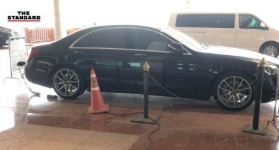 พบรถยนต์ ส.ส. จอดชาร์จไฟหน้าตึกสภา เลขาฯ สั่งสอบแล้ว ยืนยันระเบียบไม่อนุญาต