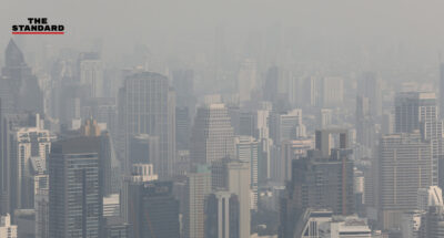 PM2.5 กลับมาแล้ว! กทม.-ปริมณฑลมีฝุ่นเกินมาตรฐานรวม 37 พื้นที่