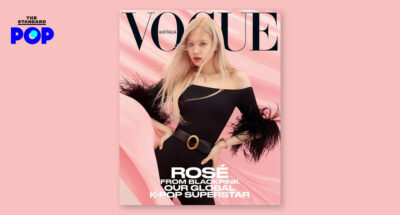 Rosé BLACKPINK ขึ้นปกนิตยสาร Vogue Australia พร้อมเปิดเผยเรื่องที่ลาออกจากโรงเรียนเพื่อมาตามความฝันการเป็นศิลปิน K-Pop