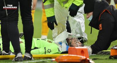 รุย ปาตริซิโอ ได้รับบาดเจ็บรุนแรงที่ศีรษะ ในเกมที่วูล์ฟส์พ่ายลิเวอร์พูล 0-1