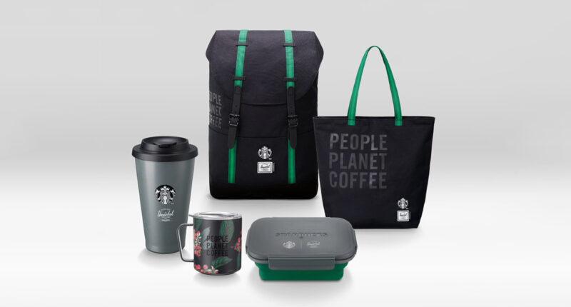 Starbucks x Herschel Supply