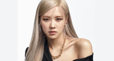 Rosé BLACKPINK ขึ้นแท่นแบรนด์แอมบาสเดอร์คนใหม่ของแบรนด์เครื่องประดับ Tiffany & Co.