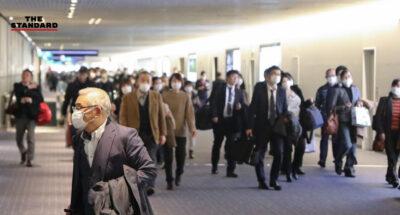 ญี่ปุ่นยกระดับข้อบังคับเข้าเมือง ผู้โดยสารทุกคนต้องยื่นผลตรวจโควิด-19 ก่อนเข้าประเทศ