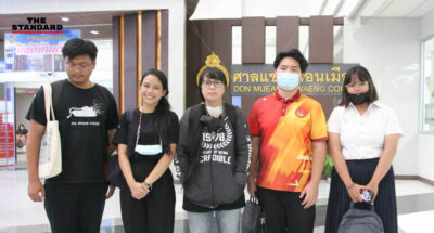 ศาลเลื่อนนัดพร้อมคดีชุมนุมหน้า สน.บางเขน ผู้ต้องหาส่วนใหญ่เป็นนักศึกษา มายด์หวังเพนกวินได้ประกันตัว