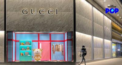 Gucci เตรียมเปิดออฟฟิศและโรงงานเพื่อฉีดวัคซีนให้พนักงานของแบรนด์ในอิตาลีกว่า 6,000 คน