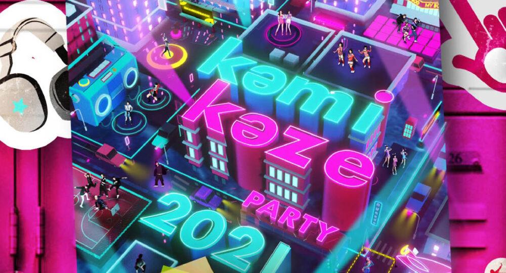 'ห่างกันสักพัก ห่างกันสักพัก…' Kamikaze Party 2021 ประกาศเลื่อนงานอีกครั้ง วันที่ 28 สิงหาคมนี้