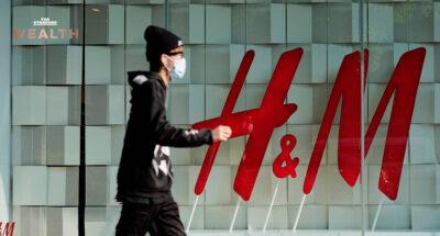 H&M ย้ำ พร้อมฟื้นฟูความไว้วางใจของลูกค้าชาวจีน แม้มีร้านถูกปิดไปแล้ว 20 สาขาก็ตาม