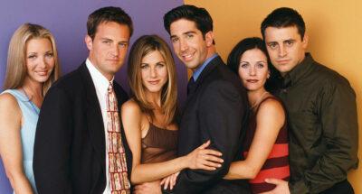 ครบรอบ 17 ปีตอนสุดท้ายของซีรีส์ Friends ออกฉาย